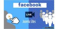 Live facebook videos