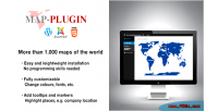Plugin more than 1.000 joomla for maps plugin