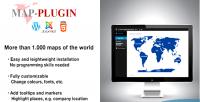 Plugin more than 1.000 joomla for maps plugin