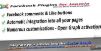 Plugins facebook social joomla for graph