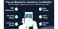 Popup coolnotifier joomla for module