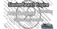 Search slavlee engine