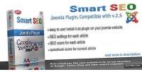 Seo smart joomla plugin