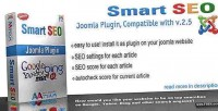 Seo smart joomla plugin