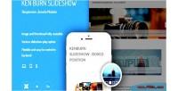 Burns ken slideshow module joomla responsive
