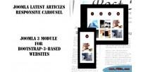 Latest joomla carousel responsive articles