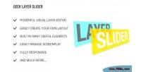 Layer geek slider module