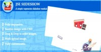 Responsive jse animated joomla for slideshow