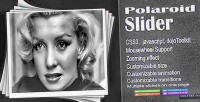 Slider polaroid for joomla