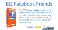 Facebook eq friends