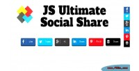 Js ultimate social share joomla for