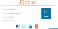 Jsocial