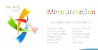Accordion imenu accordion joomla for menu