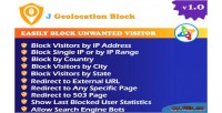 Geolocation block joomla geo block location geolocation