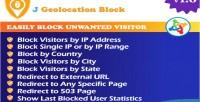Geolocation block joomla geo block location geolocation