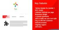 Itab responsive tabstrip module 3 joomla for