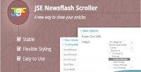 Scrolling newsflash for joomla k2 & content scrolling