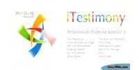 Testimonials itestimony slider 3 joomla for