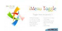Toggle imenu toggle joomla for menu