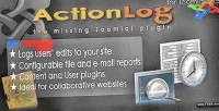 User actionlog actions logger