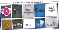 Wall sponsor