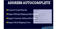 2 magento address autocomplete