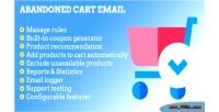 2 magento email cart abandoned