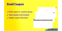 2 magento email coupon