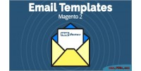 2 magento email templates