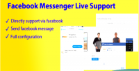 2 magento facebook support live messenger