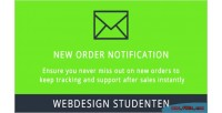 2 magento notification order new