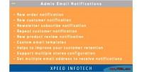 2 magento notifications email admin