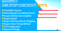 2 magento one suite checkout step