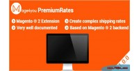 2 magento premium extension rates shipping