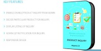 2 magento product inquiry