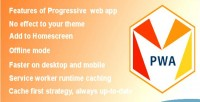 2 magento pwa progressive application web extension 2 magento for
