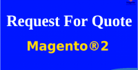 2 magento quote for request