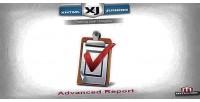Admin advanced report