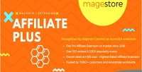 Affiliate magento extension standard plus