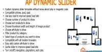 Ap the dynamicslider