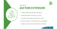 Auction magento extension system online bidding auction