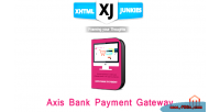 Bank axis payment gateway