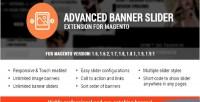Banner advanced slider magento for extension