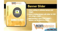 Banner magento slider extension