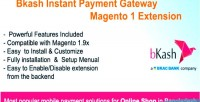 Bkash instant payment gateway extension 1 magento