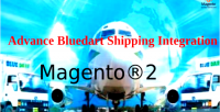 Bluedart advance shipping 2 magento integration