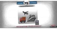 Calculator shipping by xj