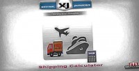 Calculator shipping by xj