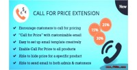 Call magento extension price for