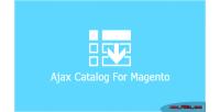 Catalog ajax for magento